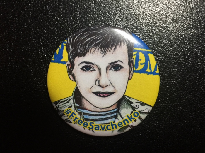 #FreenNadiyaSavchenko